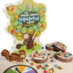 Sneaky Squirrel Board Game for Late Talkers