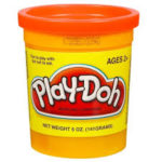 Playdoh Pumpkins…Therapy Ideas for Toddlers