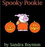 Spookie Pookie…HALLOWEEN Speech Therapy Idea for Toddlers