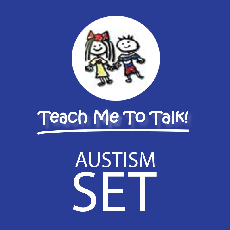 Helping Toddlers with Autism Set
