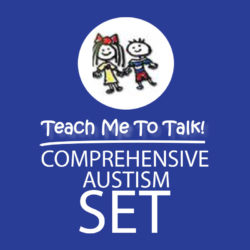 Helping Toddlers with Autism Comprehensive Package