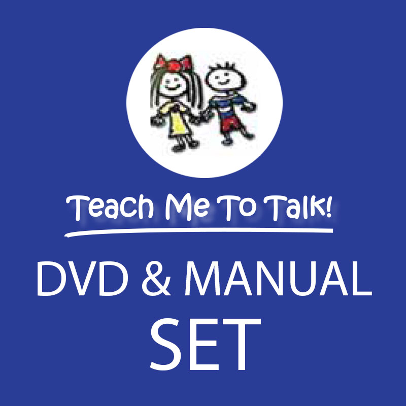 Teach Me To Talk The DVD