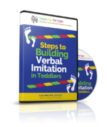 Steps to Building Verbal Imitation