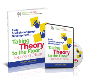 Early Speech Language Development