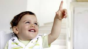 baby gesture