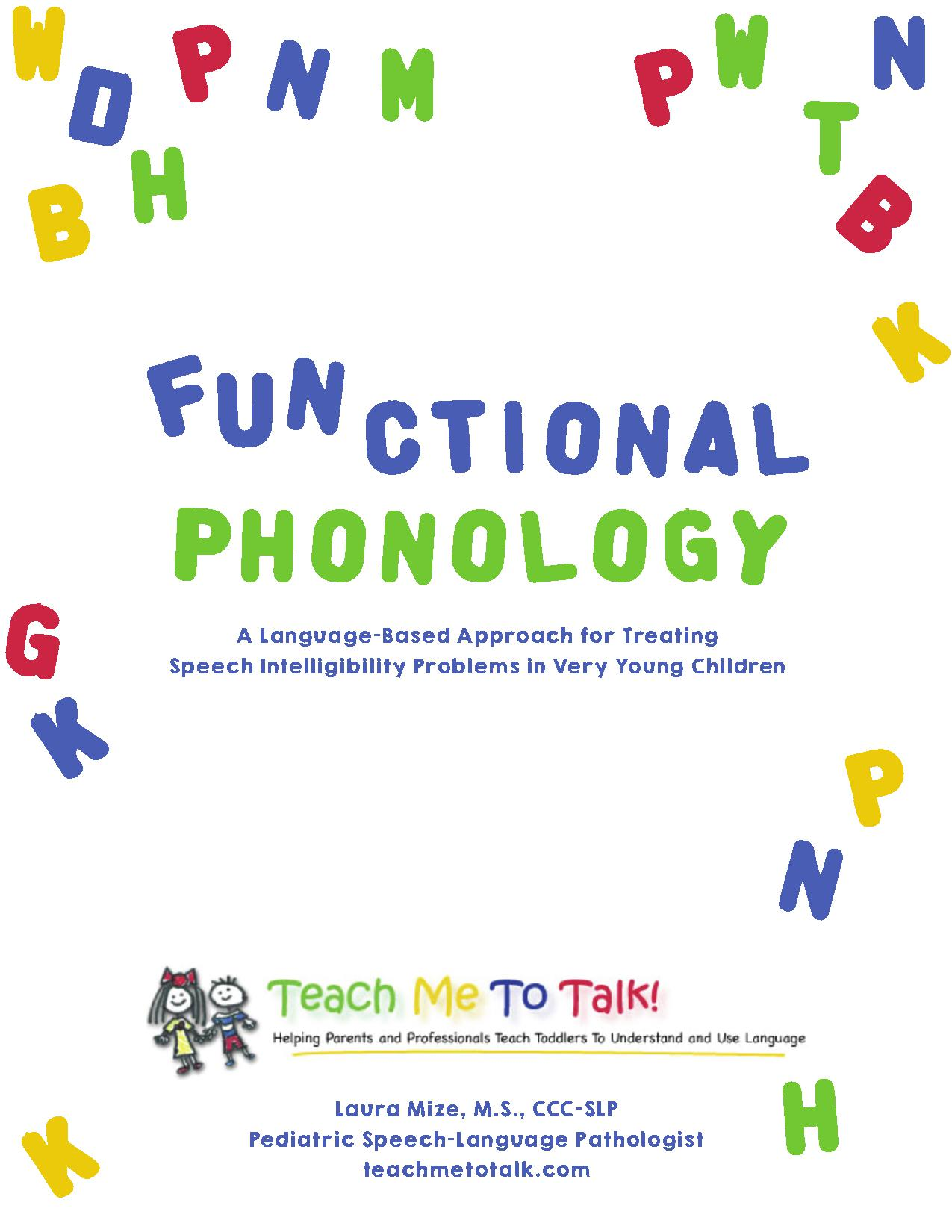 Functional Phonology Cover_1