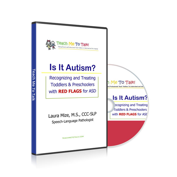 """Is It Autism?"" Course on DVD"