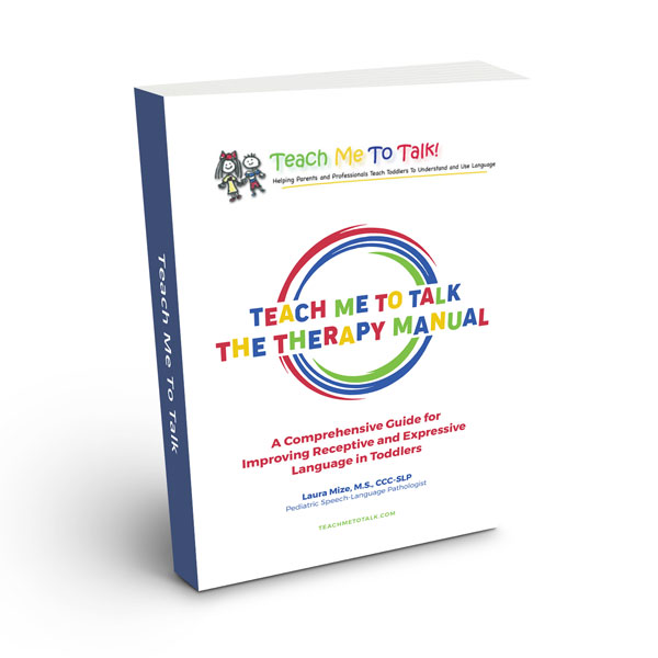 Teach Me To Talk – The Therapy Manual