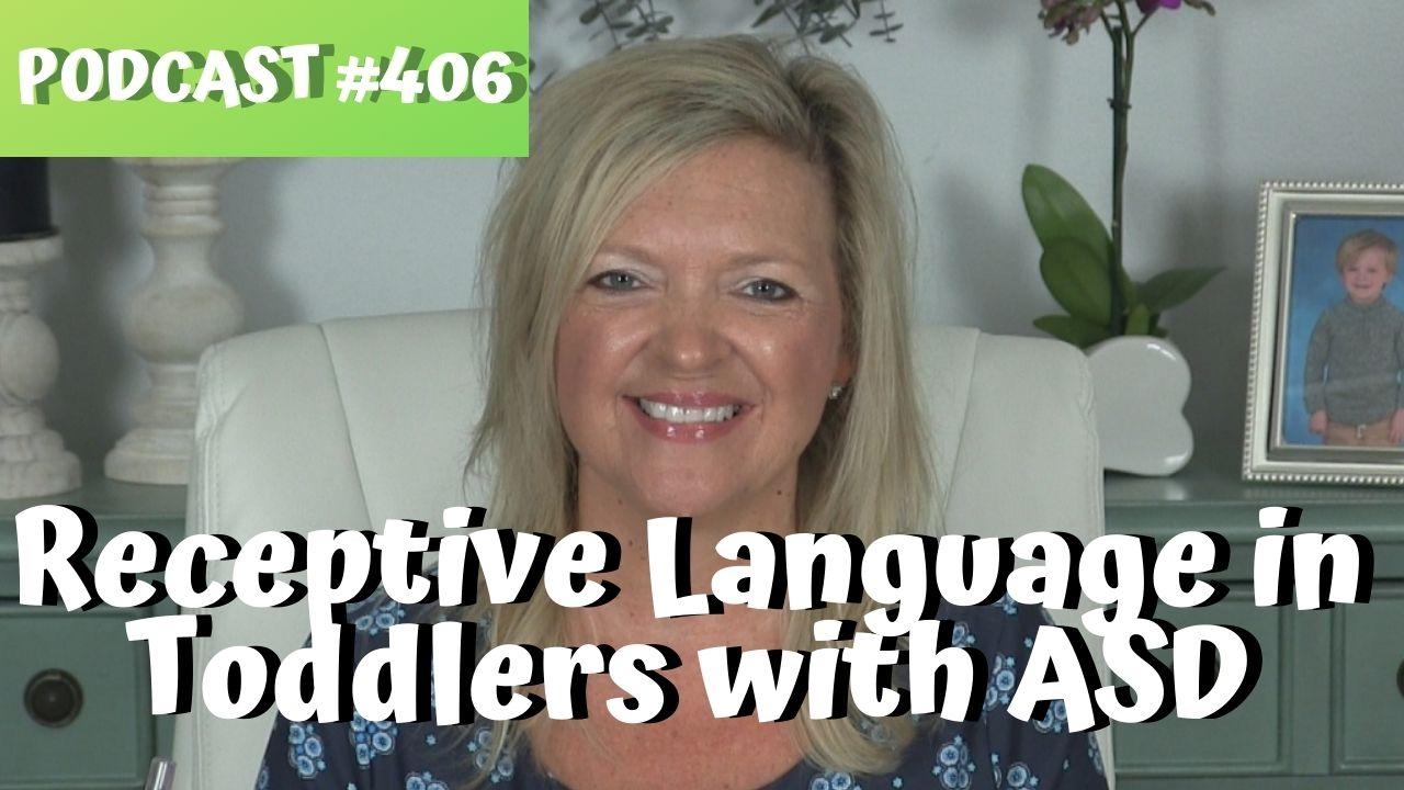 ASHA CEU Course #406 Receptive Language Development Autism