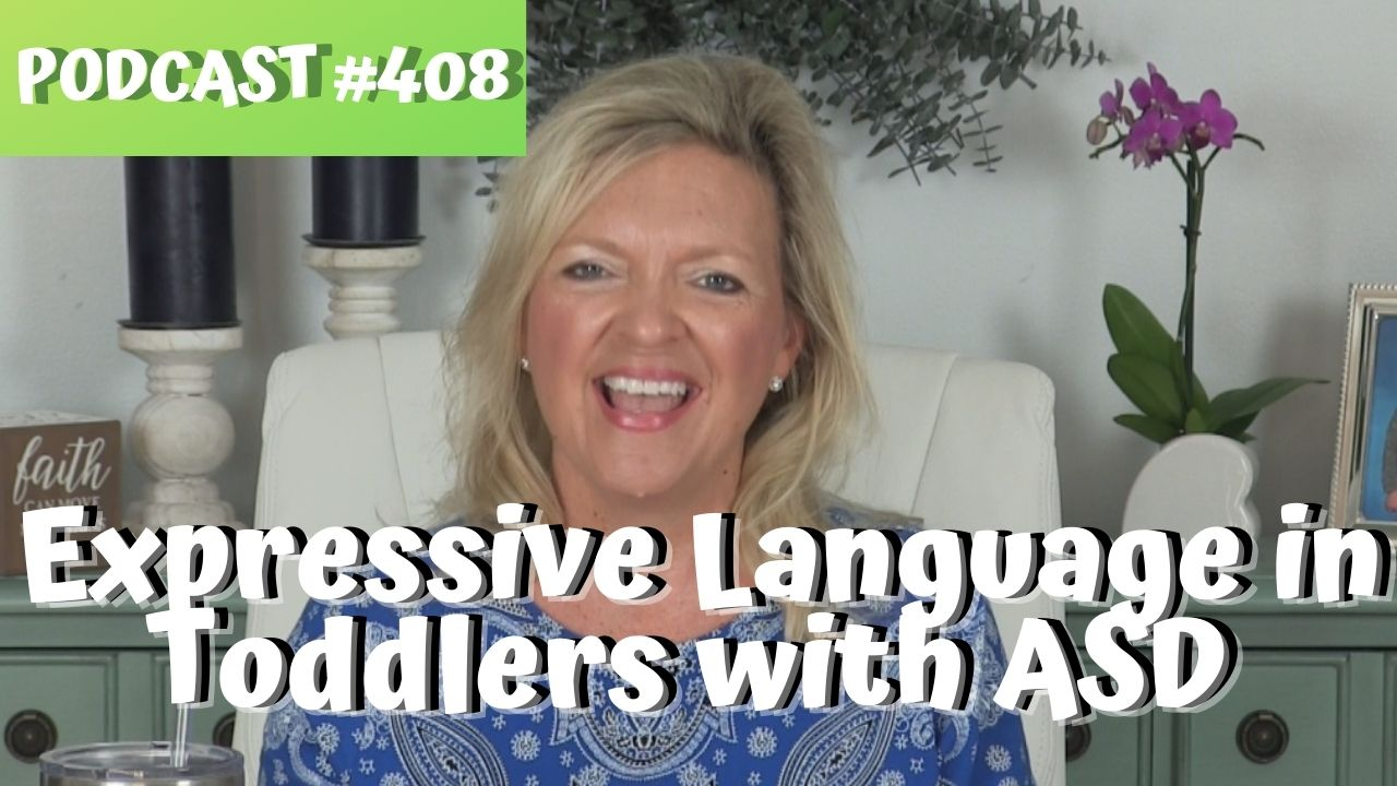 ASHA CEU #408 Expressive Language Development in Toddlers