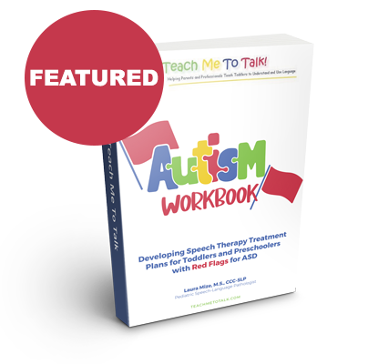 Autisim Workbook for SLP