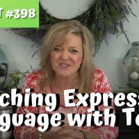 ASHA CEU Course #398 Teaching Expressive Language with Familiar Toys