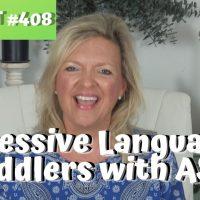 ASHA CEU #408 Expressive Language Development in Toddlers