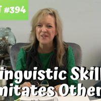 ASHA CEU Course #394 Prelinguistic Skill #9 Imitates Others