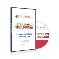 Steps to building verbal imitation